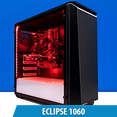 PCCG Eclipse 1060 Gaming System
