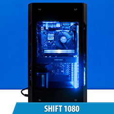 PCCG Shift 1080 Gaming System