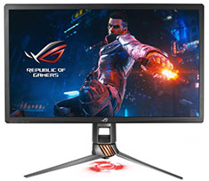 ASUS ROG Swift PG27UQ UHD 144Hz G-Sync HDR 27in Gaming Monitor