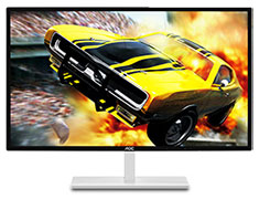 AOC Q3279VWFD8 QHD 75Hz Freesync 32in IPS Gaming Monitor