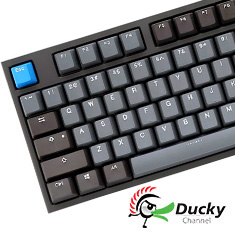 Ducky One 2 Skyline Mechanical Keyboard Cherry Brown