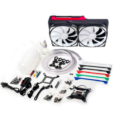 Swiftech H220X3 Edge Prestige 240mm Liquid Cooling kit