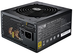 Cooler Master MWE Gold 750W Modular Power Supply