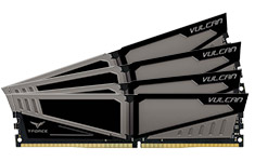 Team T-Force Vulcan 3000MHz 32GB (4x8GB) DDR4 Grey