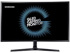 Samsung LC32HG70QQEXXY QHD FreeSync 32in QLED VA Gaming Monitor