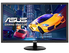 ASUS VP247QG FHD 75Hz FreeSync 24in TN Gaming Monitor