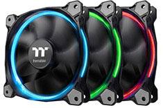 Thermaltake Riing 12 LED RGB Radiator Fan Sync Edition - 3 Pack