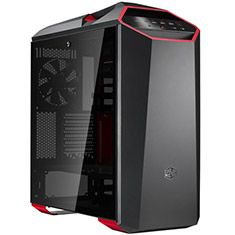 Cooler Master MasterCase MC500Mt Case Black/Red