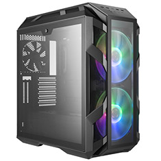 Cooler Master MasterCase H500M RGB Tempered Glass Case