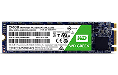 Western Digital Green PC M.2 2280 SSD 240GB