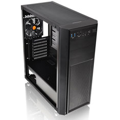 Thermaltake Versa H26 Tempered Glass Edition Mid-Tower Chassis