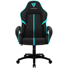 Aerocool ThunderX3 BC1 Gaming Chair Black Cyan