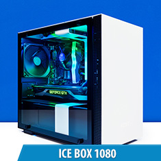 PCCG Ice Box 1080 Gaming System