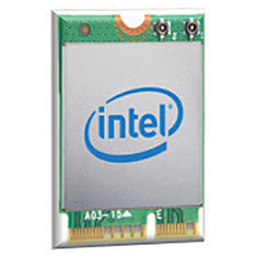 Intel Wireless-AC 9560 M.2 PCIe Network Adapter