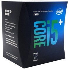 Intel Core i5+ 8400 Optane