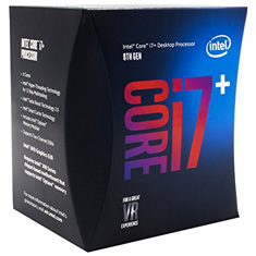 Intel Core i7+ 8700 Optane