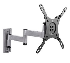 Brateck Aluminium Articulating Wall Mount Bracket