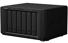 Synology DS1618+ 6 Bay NAS