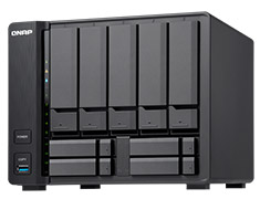 QNAP TS-963X-8G 9 Bay NAS with 8GB RAM