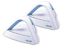 ASUS Lyra AC1750 Dual Band Mesh WiFi System 2 Pack