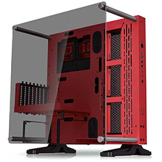 Thermaltake Core P3 TG Red Edition ATX Open Frame Chassis