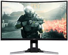 Acer XZ321QU QHD 144Hz FreeSync 32in VA Gaming Monitor