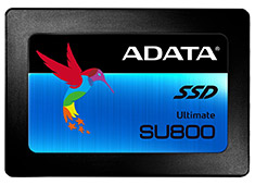 ADATA SU800 2.5in SATA SSD 256GB