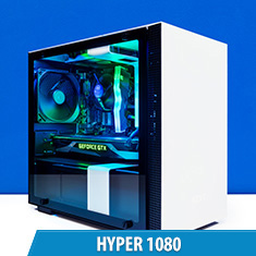 PCCG Hyper 1080 Gaming System