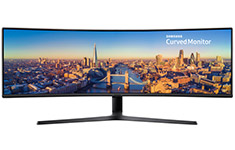Samsung C49J890D DFHD S-UltraWide 144Hz 49in QLED Curved Monitor
