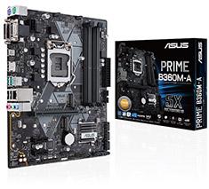 ASUS Prime B360M-A CSM Motherboard