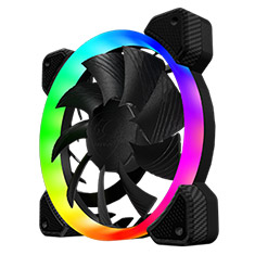 Cougar Vortex V12HB ARGB Fan 120mm
