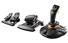 Thrustmaster T.16000M FCS Flight Pack For PC