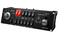 Logitech G Pro Flight Switch Panel