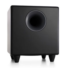 Audioengine S8 Powered Subwoofer Black