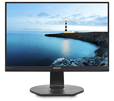 Philips 241B7QUPEB FHD 24in IPS USB Dock Monitor