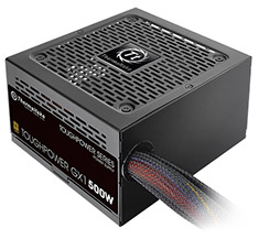 Thermaltake Toughpower GX1 80 Plus Gold 500W Power Supply