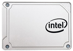 Intel 545s Series 2.5in SATA SSD 256GB