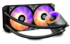 Deepcool Gamer Storm Castle 240 RGB AIO CPU Liquid Cooler