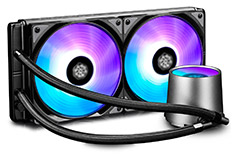 Deepcool Gamer Storm Castle 280 RGB AIO CPU Liquid Cooler