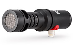 Rode VideoMic Me-L For Apple iOS Devices