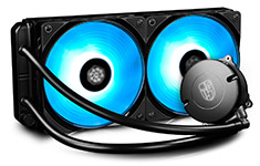 Deepcool Gamer Storm Maelstrom 240 RGB AIO CPU Liquid Cooler