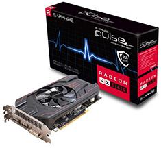 Sapphire Radeon RX 560 Pulse 2GB