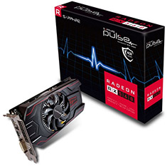 Sapphire Radeon RX 560 Pulse 4GB