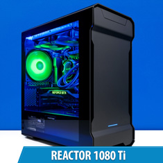 PCCG Reactor 1080 Ti Gaming System