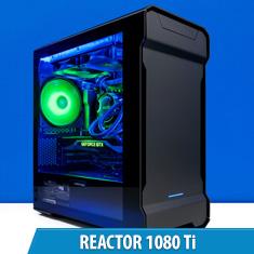 PCCG Reactor 1080 Ti Gaming System