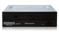 Pioneer BDR-211EBK Internal Blu-Ray Writer with UHD Playback