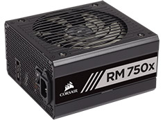 Corsair RM750x Gold 750W Power Supply