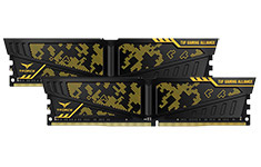 Team T-Force TUF Gaming Alliance 2400MHz 16GB (2x8GB) DDR4