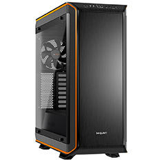 be quiet! Dark Base Pro 900 Rev 2 Case Orange
