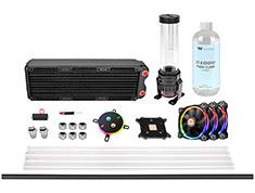 Thermaltake Pacific M360 D5 Hard Tube Water Cooling Kit